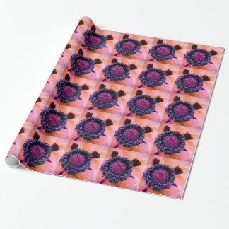 Inner Poppy Wrapping Paper