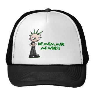 Inner Punk Mesh Hat