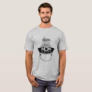 Inner Self Reflection Skull T-Shirt
