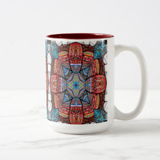 Inner Soul Two-Tone Mug