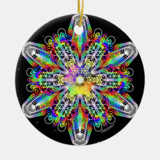 Inner Strength/Deep Peace 2 Christmas Ornament