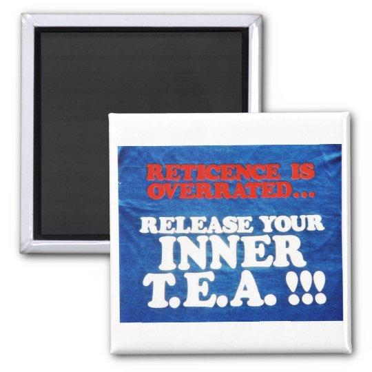 INNER_TEA-design Magnet