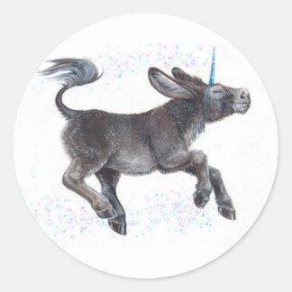"""Inner Unicorn"" Sticker"