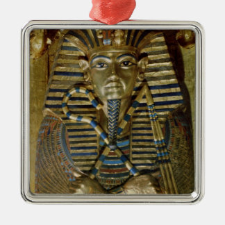Innermost coffin of Tutankhamun Christmas Ornament