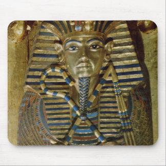 Innermost coffin of Tutankhamun Mouse Mat