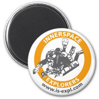 InnerSpace Explorers Magnet