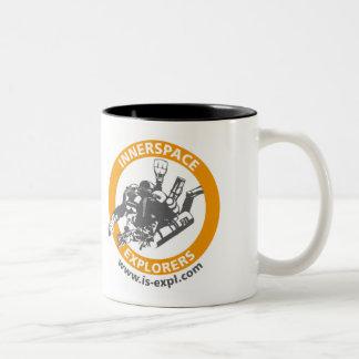 InnerSpace Explorers Mug (Two Tone Mug)