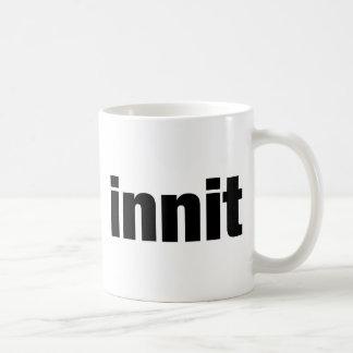 Innit Basic White Mug