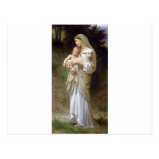 Innocence by William-Adolphe Bouguereau Postcard