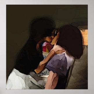 Innocence Kiss Poster