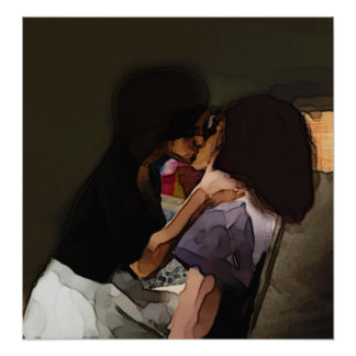 Innocence Kiss Print