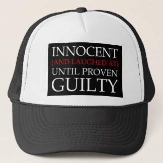Innocent and Laughed At baseball hat