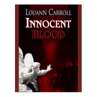 Innocent Blood Designer Postcard