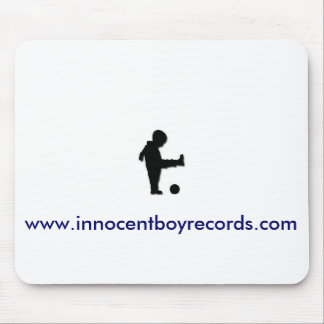 Innocent Boy Records Mousepad