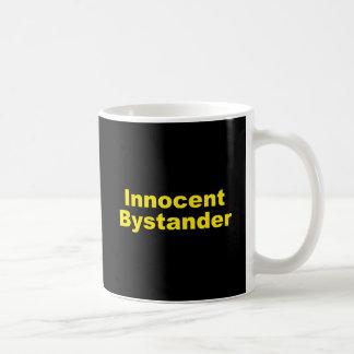 Innocent Bystander Coffee Mug