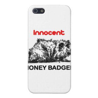 Innocent Honey Badger Cases For iPhone 5