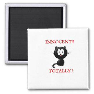 Innocent Kitty Magnet