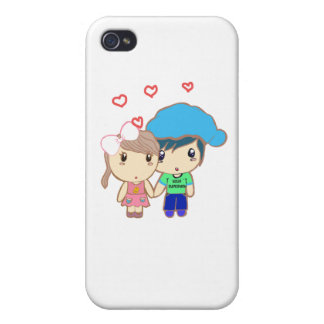 Innocent love iPhone 4/4S covers