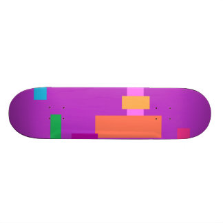 Innocent Purple 19.7 Cm Skateboard Deck