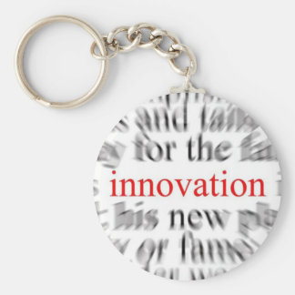 Innovation Key Ring