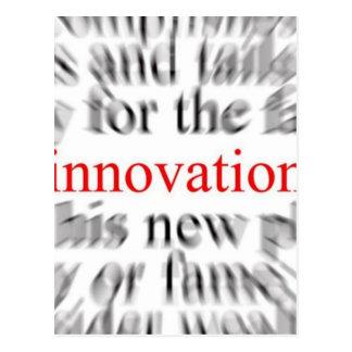 Innovation Postcard