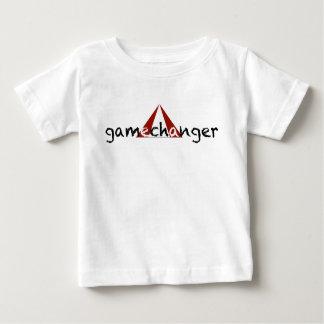 "InnovativDezynz's ""Gamechanger"" Logo Infant line Baby T-Shirt"