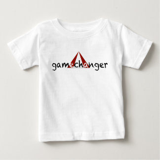 "InnovativDezynz's ""Gamechanger"" Logo Infant line Tshirts"
