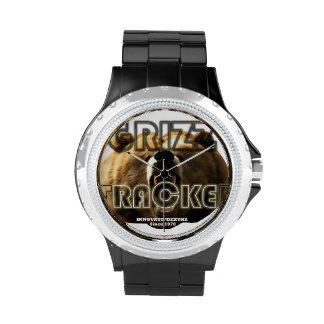 """InnovativDezynz's """"GRIZZ TRACKER"""" Watch"""