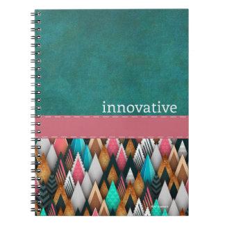 INNOVATIVE - Spiral Note Book