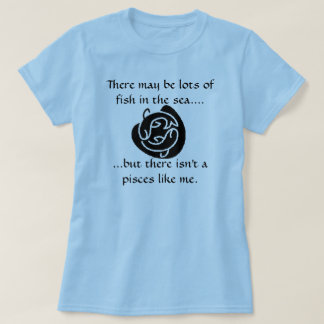 Innovision- Pisces baby doll T-Shirt
