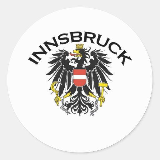 Innsbruck, Austria Sticker