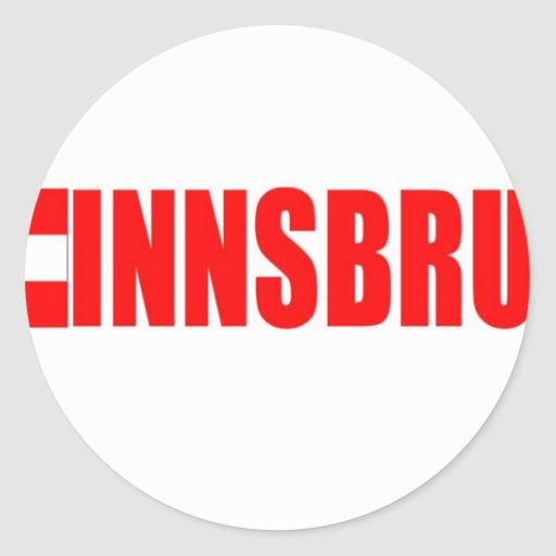 Innsbruck, Austria Stickers
