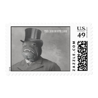 Innsmouth Look Postage Stamps