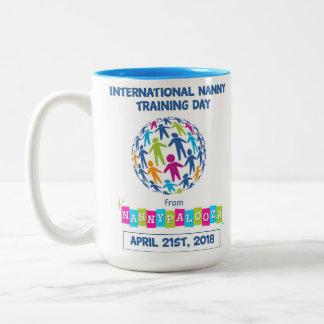 iNNTD 2018 Logo Mug