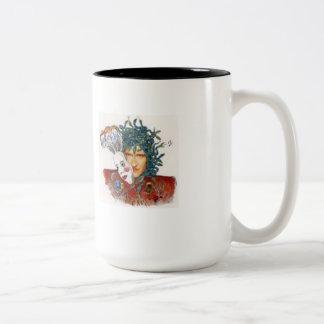 Innuendo - Brian Mayo Two-Tone Coffee Mug