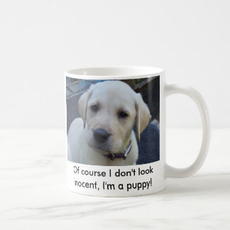 Inocent Charlie Coffee Mug