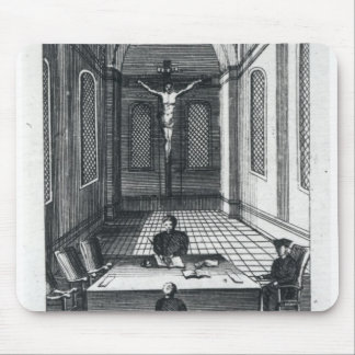 Inquisition Interrogation Mouse Mat