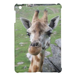 Inquisitive Giraffe iPad Mini Cases