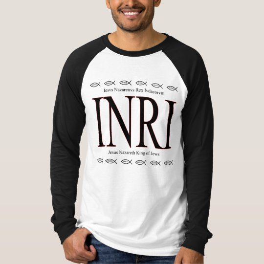 INRI Icthus T-Shirt
