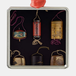 Inro Cases Christmas Ornament