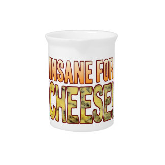 Insane For Blue Cheese Pitcher
