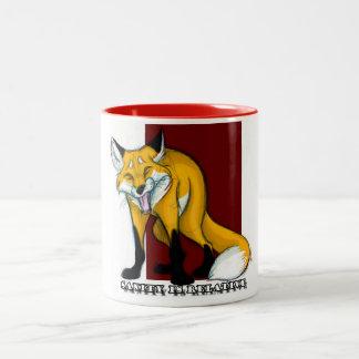 Insane Foxy Mug