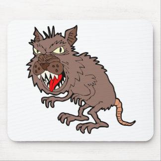 Insane Werewolf Mousepad