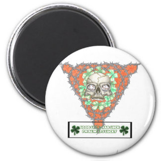 InsaneLuck Security Button Magnet