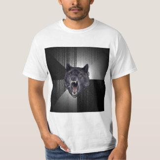 Insanity Wold Advice Animal Meme T-Shirt