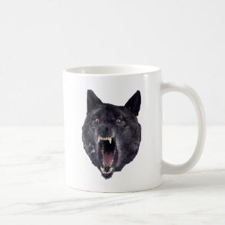 Insanity wolf coffee mug