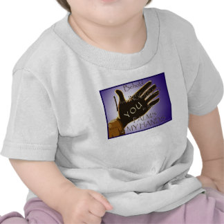 Inscribed Hands Shirts