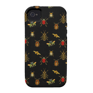 Insect Argyle Case-Mate iPhone 4 Covers