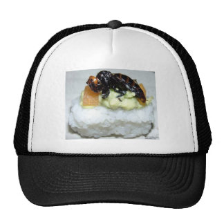 Insect (Bee) Sushi Gifts Tees & Collectibles Trucker Hat