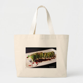 (Insect) Catipillar Sushi Gifts Tees & Collectible Canvas Bag
